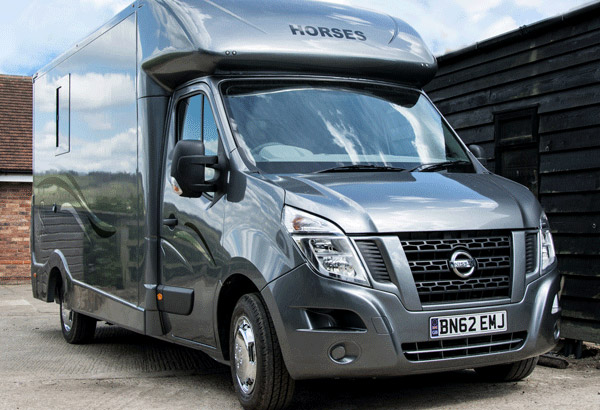 Nissan Nv For Sale >> 2012 Nissan NV400 - Kent Horse Boxes