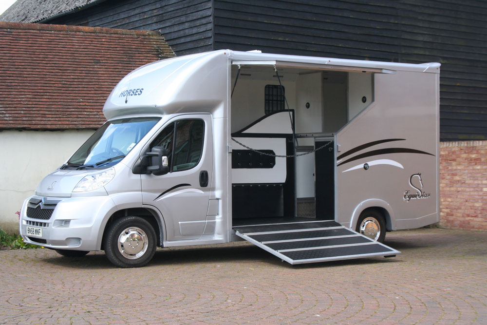 Apollo Horsebox