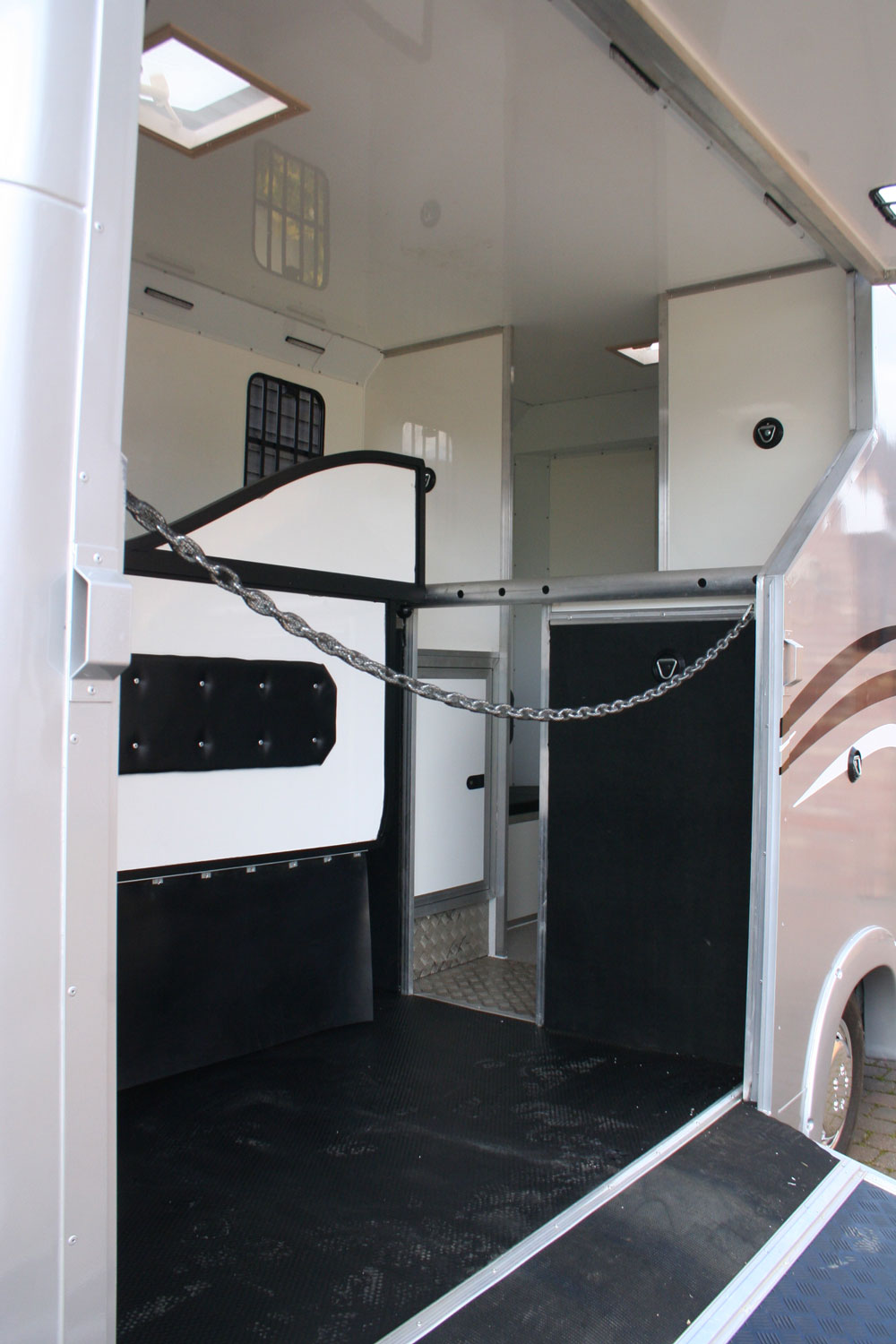 Apollo Horsebox Internal