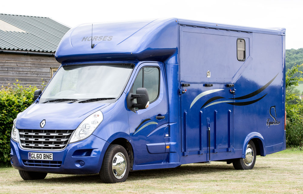 Apollo Clinic Horsebox